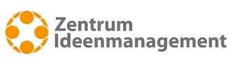 Logo Zentrum Ideenmanagement- wetterfeste Kissen Hoffties 2014 ausgezeichnet