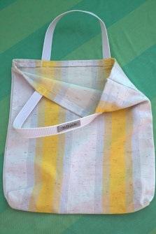 Upcycling - schönes aus gebrauchten Markisenstoffen - Stoffe second hand